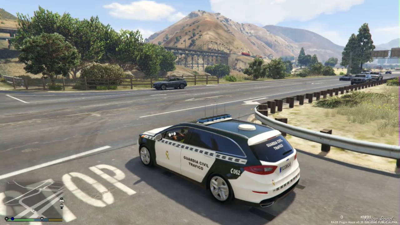 Affordable Lspdfr Gta Pc Guardia Civil Trafico Dia Control De Transportes  Youtube With Guardia Civil Trafico Zaragoza.