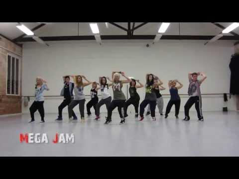 'Suit & Tie' Justin Timberlake Ft. Jay Z choreography by Jasmine Meakin (Mega Jam)