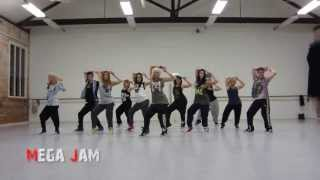 'Suit & Tie' Justin Timberlake Ft. Jay Z choreography by Jasmine Meakin (Mega Jam)