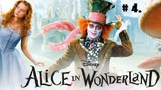 # 4. Alice in Wonderland (Алиса в Стране Чудес): Угрюмый Брег.