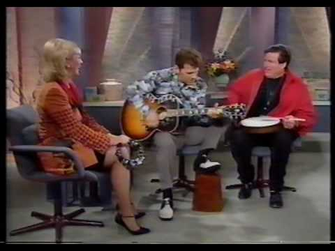Chris Isaak Interview on the Midday Show - 1996 Pa...