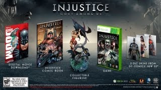 Unboxing: Injustice Gods Among Us Collector
