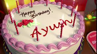 Happy Birthday Ayush