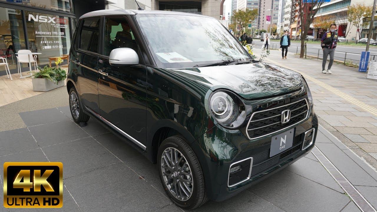 新型ホンダ N-ONE プレミアム ツアラー 2021年モデル - New 2021 HONDA N-ONE ...
