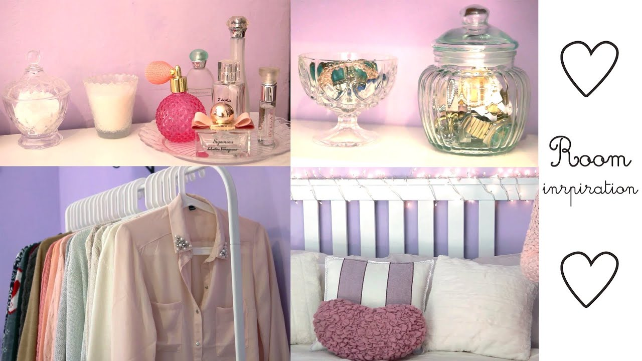 Room Inspiring Easy Ways To Decorate Your Room Youtube