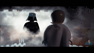 Дарт Вейдер и директор Кренник | Rogue One scene | Lego Star Wars [RUS]