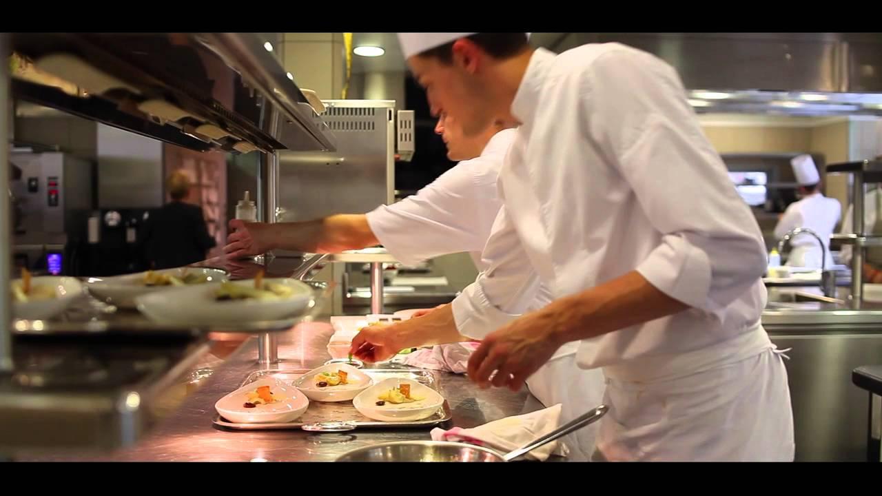 restaurant le meurin | chef marc meurin - youtube - Cours De Cuisine Bethune