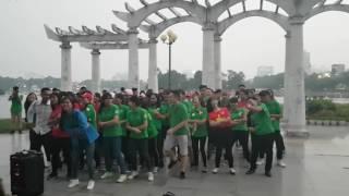 Nhảy dân vũ - Hà Nội Tôi Yêu 4 | C25 Lạc Hồng