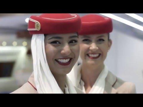 Emirates at Arabian Travel Market 2016 | Emirates Airline
