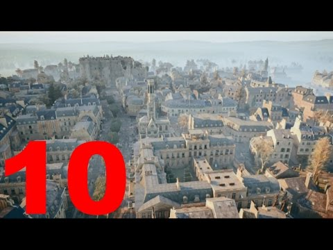 Assassin's Creed: Unity - Part 10 - Birds eye View (Let's Play / Walkthrough / Gameplay)