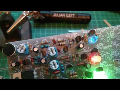 Basic Electronics: Kit Build #2 - LEDs, Microphone & Dance Music
