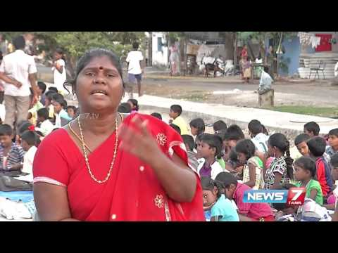 Phoenix pengal - Uma Maheswari runs  free tuition catering to poor children 3/3 | News7 Tamil