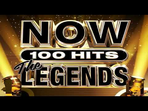 NOW 100 HITS THE LEGENDS I THE BEST OF 40 YEARS