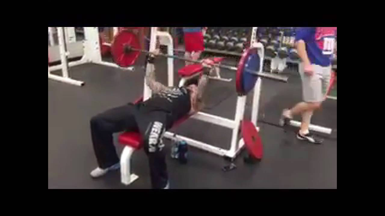 Superb Benching Own Weight Part - 4: Benching Your Body Weight For As Many Reps As Ya Can ?