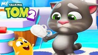 My Talking Tom 2 Level 29 Gameplay for Children HD