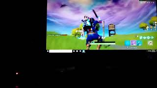 Fortnite saison 7 Alpine ace GBR peau