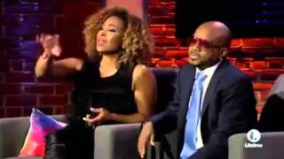 """THE RAP GAME"""" SUPA PEACH AND MISS MULATTO ARUGING!! PT 6"""