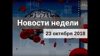 Медвестник-ТВ: Новости недели (№136 от 23.10.2018)