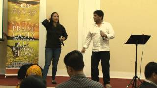Mera Yesu Mere Papan-Shreya Kant live