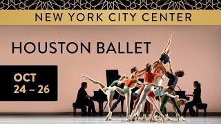 Houston Ballet at City Center
