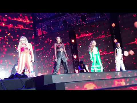 Little Mix - Think About Us Live in Dubai 2019