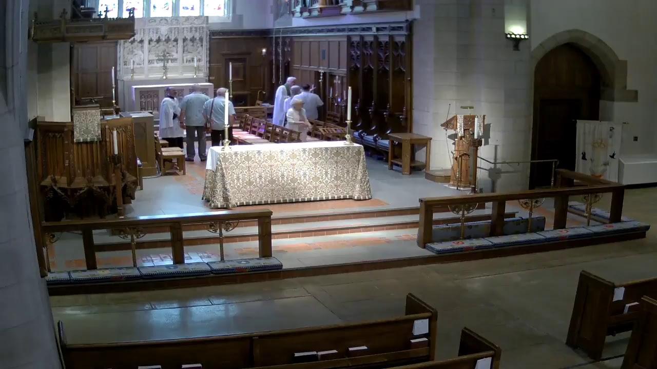 Past Services — Saint John's Episcopal Church