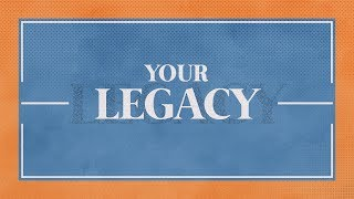 Your Legacy: Stronger Families Workshop | Riverwood Church