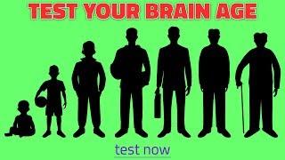 Brain Age Test - Let