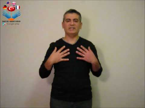 Vitamin - işaret dili