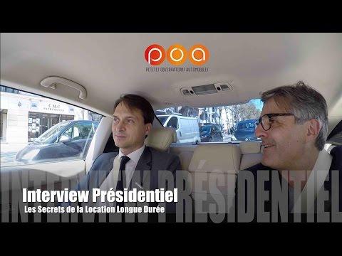Les secrets de la Location Longue Durée - Interview présidentiel