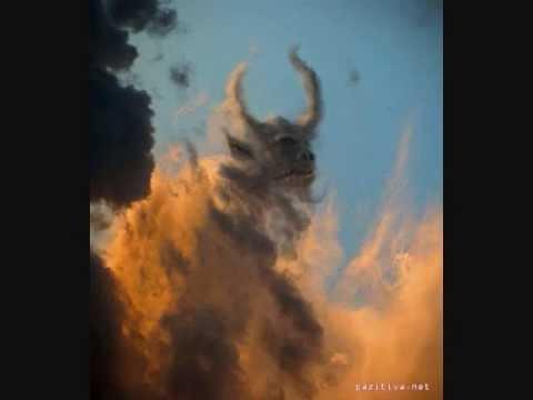 Las misteriosas formas de las nubes