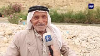 شلال مجهود في الطفيلة.. موقع طبيعي خلاب بحاجة إلى التطوير (4-5-2019)