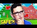 WHICH MINECRAFT HOUSE IS SAFER?