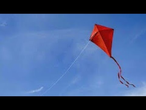 HOW TO MAKE PAPER KITE | DIY | VARIETY TIPS AND TRICKS