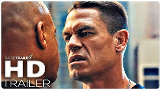 FAST AND FURIOUS 9 Official Trailer (2020) Vin Diesel, John Cena Movie HD