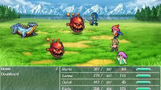 Let's Play Final Fantasy V - 022 - Jachol, You're A Jack Hole... Or something...