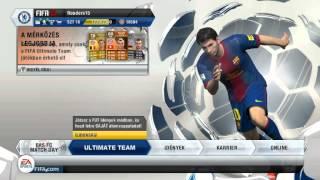 Flouders Games - Fifa 13 (PC) Extra Videó Menü Bemutatása(HD)