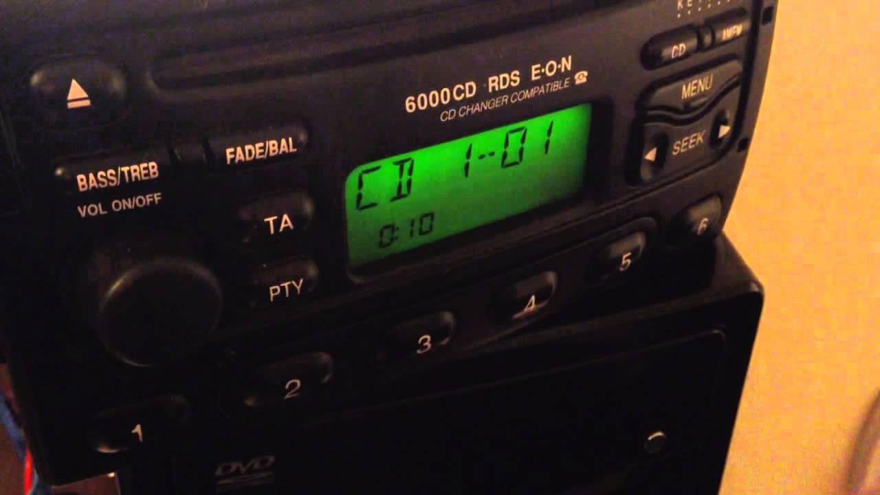 эмулятор cd чейнджера для ford