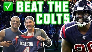 HIGHLIGHTS || Houston Texans defeated the Indianapolis Colts on Thursday Night Football
