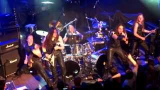 MAJESTY - Metal Law...Thunder Rider @ PARIS - Le Divan Du Monde - Sept 26, 2013