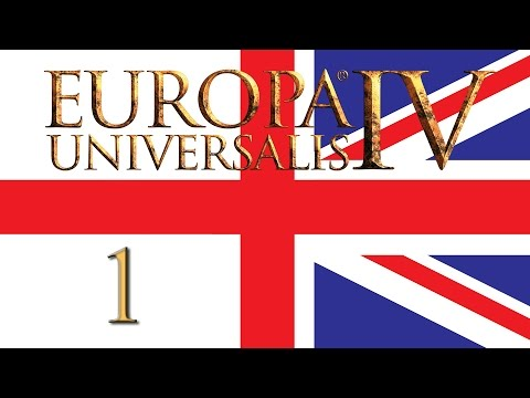 Europa Universalis IV -1- England / Great Britain