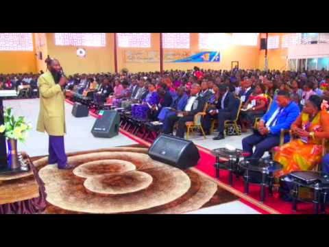 REMOVAL OF SANDALS (THE VISITATION OF THE DREADFUL CLOUD OF GOD) - Prophet Dr. Owuor