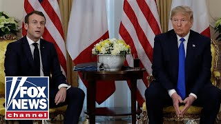 Trump asks Macron if he will take back ISIS fighters
