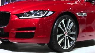 2016 Auto Expo_ Jaguar XE & F-Pace