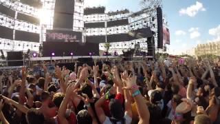 Live Krewella à L'EMF 2014
