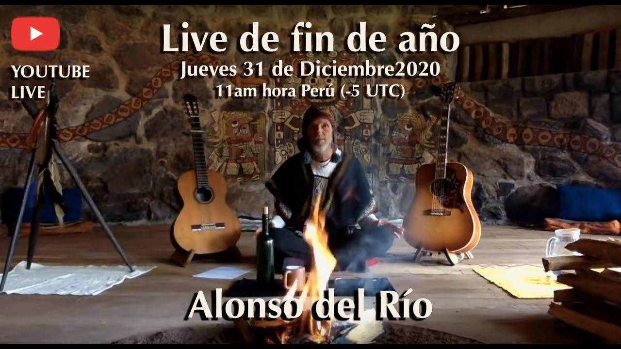 Alonso del Río - LIVE de fin de año 2020