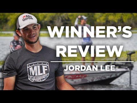 WINNER'S REVIEW: Jordan Lee Recaps His Stage One Win
