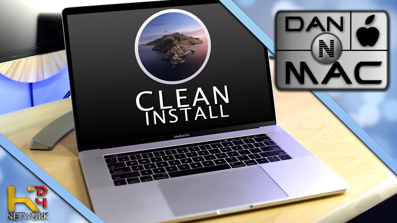 MacOS Clean Install [How to Video]