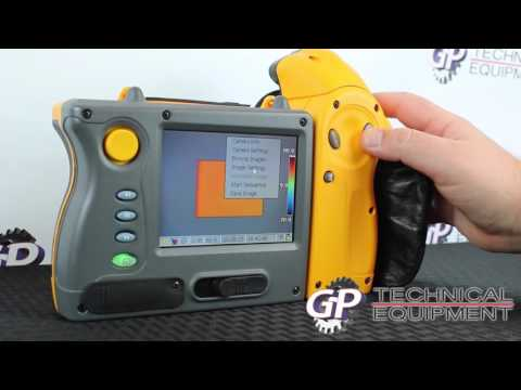 151006C - Fluke Ti-55FT Thermal Imager