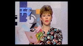 Tyne Tees In-vision Continuity & Adverts - 1990
